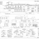 Morris Custom Home Elevation Plans