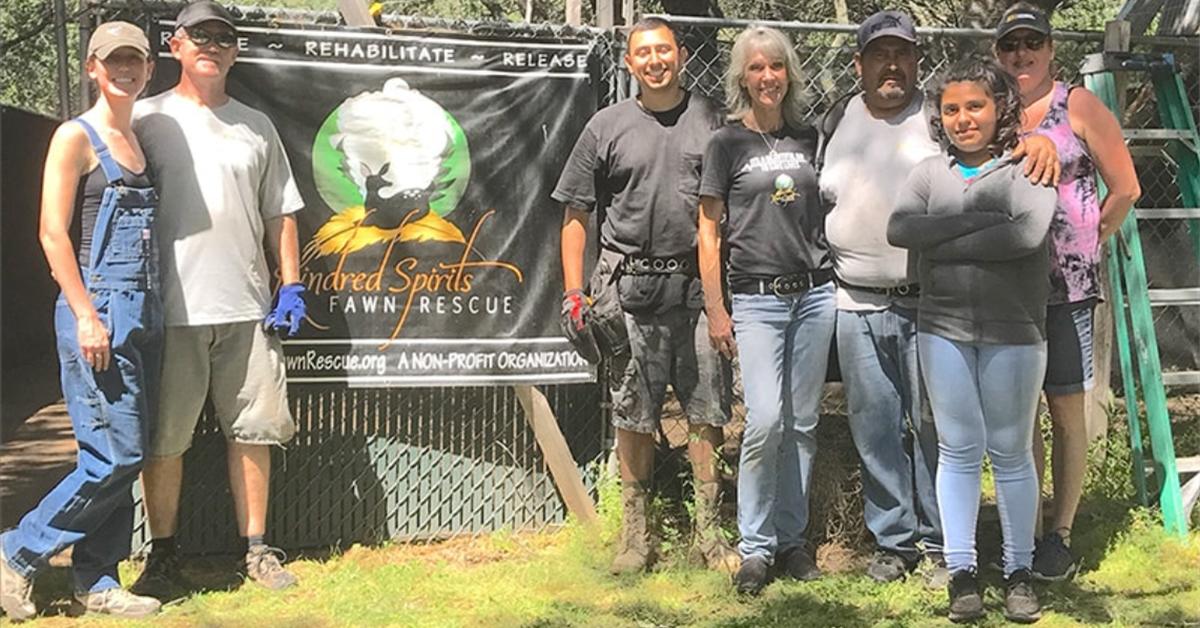 ESI Builders non-profit work