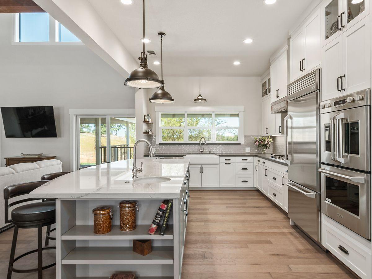 Carbondale Custom Kitchen Remodel